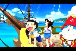 'Doraemon – Nobita và đảo giấu vàng' – Phiên bản điện ảnh 38 ra rạp nhân dịp hè