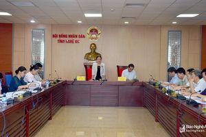 Sở NN&PTNT Nghệ An đã tinh giản 101 công chức, viên chức