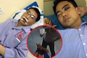 Triệu tập người đàn ông hành hung nhân viên bán xăng đến nhập viện