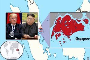 Chuyên gia: Ông Kim gặp ông Trump tại Singapore là 'hành động nhượng bộ'