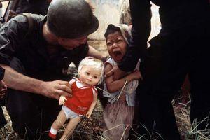 Ảnh cực lạ của LIFE về lính Mỹ trong chiến tranh Việt Nam
