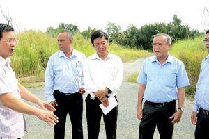 Huyện Nhà Bè lãng phí đất đai vì dự án treo quá nhiều
