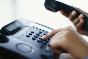 Suýt mất 565 triệu đồng bị lừa qua điện thoại