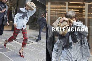 Hãng thời trang Balenciaga 'chao đảo' vì xúc phạm khách mua hàng Trung Quốc