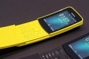 Nokia 'trái chuối' 8110 giá 1.7 triệu sẽ lên kệ ngày 14/5 tại Việt Nam