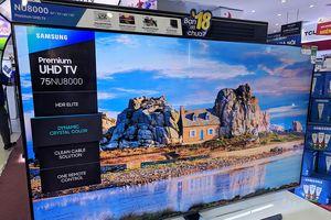 Tư vấn chọn mua tivi: nên quan tâm đến thông số HDR thay vì 4K