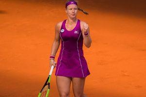 Đơn nữ Madrid Open 2018: Bertens viết tiếp chuyện thần tiên, Kvitova giành vé chung kết
