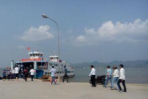 Hải Phòng: Phà Gót - Cái Viềng được phép hoạt động 24/24 giờ