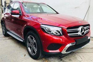 'Em út' Mercedes-Benz GLC 200 giá gần 1,7 tỷ xuất hiện tại đại lý
