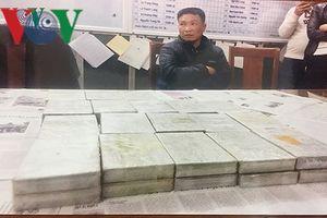 Bắt đại gia đình trong đường dây buôn bán ma túy 'khủng'