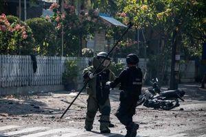 Indonesia: Đánh bom liên hoàn ở 3 nhà thờ, 5 người thiệt mạng