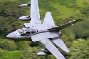 Điểm đặc biệt trên máy bay Tornado GR4 vừa không kích IS