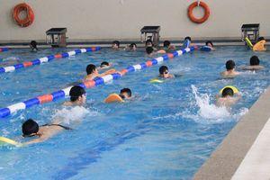 Địa chỉ học bơi ở TP. Hồ Chí Minh giá rẻ lại hiệu quả