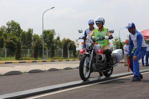 Hàng triệu khách hàng Honda Việt Nam được đào tạo lái xe an toàn