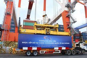 Cảng Container quốc tế Hải Phòng: Giảm chi phí logistic cho doanh nghiệp