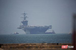 Báo Nga nói về tàu sân bay Mỹ thăm Đà Nẵng và sức mạnh Hải quân Việt Nam