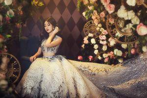 Hoa hậu Đỗ Mỹ Linh hóa công chúa trong xứ thần tiên