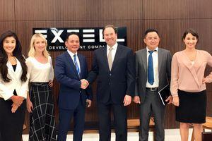 Vicoland Group hợp tác đầu tư với tập đoàn bất động sản hàng đầu thế giới Extell của Hoa Kỳ