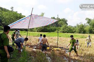 Làm rõ vụ giết người giấu xác ở Hòa Ninh