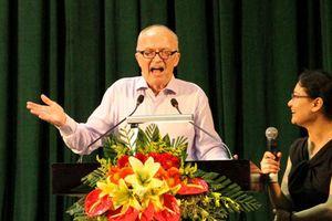 Giáo sư Finn Erling Kydland chia sẻ bí quyết 'đường đến giải Nobel'