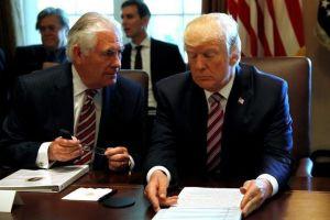 Hoa Kỳ: Tổng thống Trump thay Ngoại trưởng, cử một nữ làm Giám đốc CIA