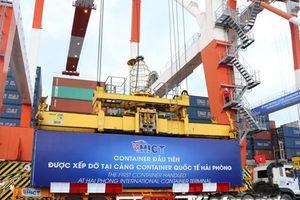Hải Phòng: Khai trương Cảng quốc tế Lạch Huyện gần 31 nghìn tỷ đồng