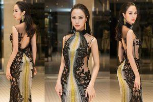 Vũ Ngọc Anh diện trang sức gần 5 tỷ đồng trên thảm đỏ Cannes 2018
