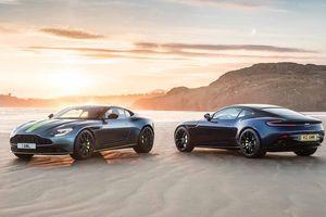 Aston Martin DB11 AMR chính thức ra mắt có giá từ 241.000 USD