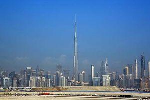 Choáng ngợp sự sang chảnh bên trong tòa nhà cao nhất thế giới