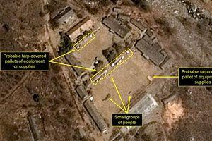 Triều Tiên đập bỏ khu thử hạt nhân sớm hơn dự kiến?