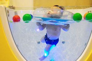 Địa chỉ dạy bơi cho trẻ sơ sinh Hà Nội chất lượng