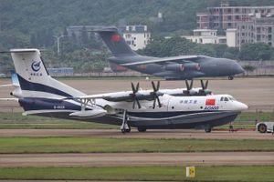 Trung Quốc khoe thủy phi cơ Côn Long AG600