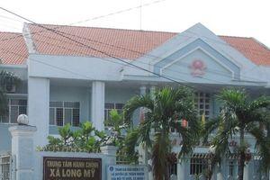 Vĩnh Long: Lý do một Chủ tịch xã bị tạm đình chỉ công tác