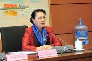 Chủ tịch Quốc hội: Ngân sách TPHCM được hưởng 50% khoản thu tiền sử dụng đất
