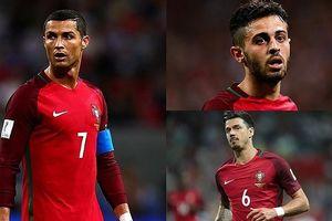 Danh sách sơ bộ của ĐT Bồ Đào Nha dự World Cup 2018: Sanches bị loại