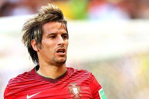 Kiệt sức, Fabio Coentrao xin không dự World Cup cùng Bồ Đào Nha