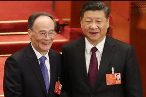 Ông Vương Kỳ Sơn thêm ảnh hưởng lên đối ngoại Trung Quốc