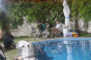Một phụ nữ chết đuối thương tâm tại bể bơi nhà riêng