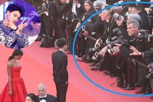 Chân dung sao Hoa ngữ bị phóng viên xua đuổi tại Cannes
