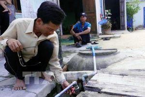 Mới vào mùa nắng, hàng nghìn hộ dân tại Bình Định đã lâm cảnh 'khát' nước sạch