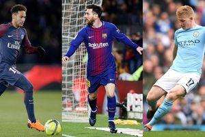 Đội hình xuất sắc nhất châu Âu 2017/2018: Có Ronaldo, không Salah