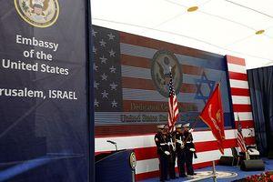 Chuyển Đại sứ quán đến Jerusalem: Mỹ mất cơ hội vàng vào tay Nga