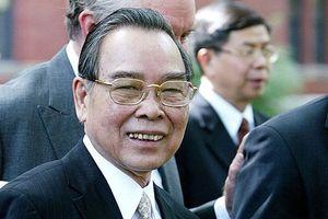 Nguyên Thủ tướng Phan Văn Khải qua ống kính phóng viên quốc tế