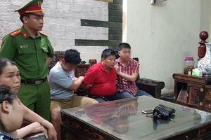 Bắt đại gia xứ Lạng thuê người chở 20 bánh ma túy giá 2,8 tỷ