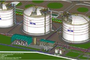 Bổ sung dự án kho tiếp nhận khí thiên nhiên hóa lỏng Hải Linh Vũng Tàu vào quy hoạch