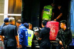 Tịch thu 284 túi hàng hiệu, 72 vali tiền ở nhà cựu Thủ tướng Malaysia