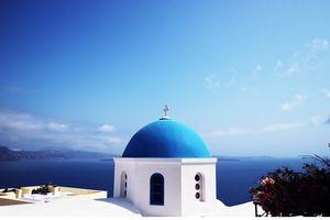 Nhẹ bước đến Santorini - thiên đường có thật ở Hy Lạp