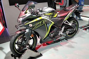 Honda CBR250R 2018 'chốt giá' 57,5 triệu đồng tại Ấn Độ