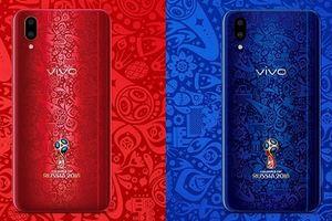 Vivo trình làng X21 World Cup Edition - bản đặc biệt dành cho World Cup 2018