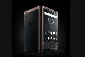 BlackBerry KeyOne Bronze Edition: Khả năng bảo mật cao